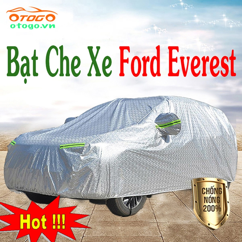 bạt che xe FORD EVEREST