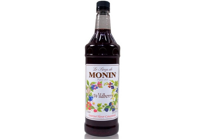 Syro Monin Wildberry 700ml