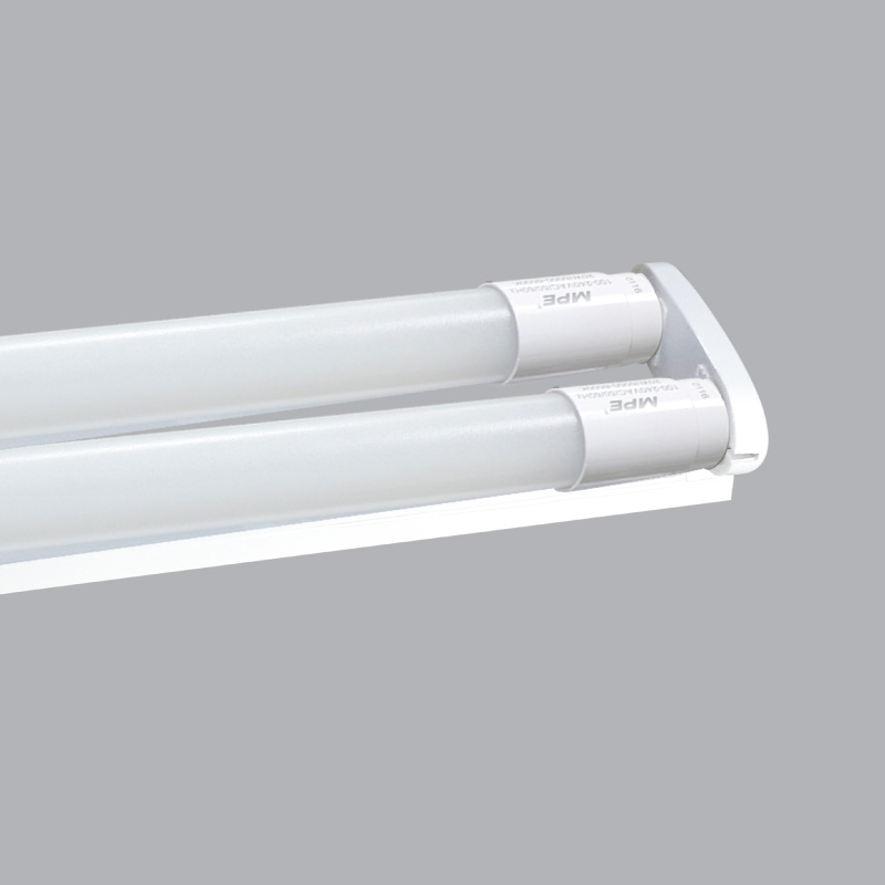 BỘ MÁNG LED TUBE NANO + PC MPE - MNT-220T/V