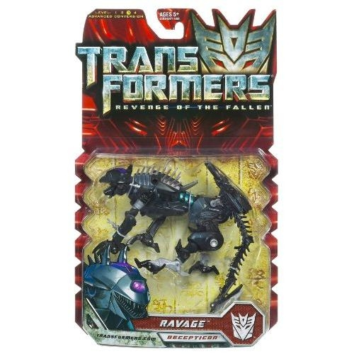 Transformers Deluxe Ravage