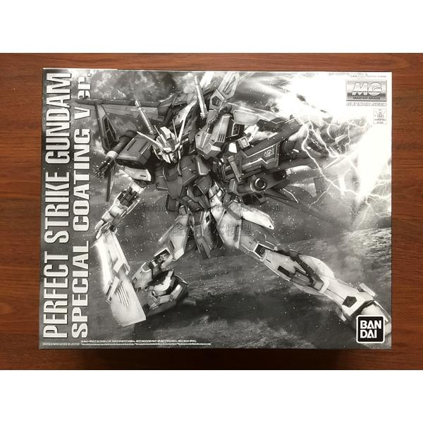 P-Bandai Exclusive: MG 1/100 Perfect Strike Gundam Special Coating Ver