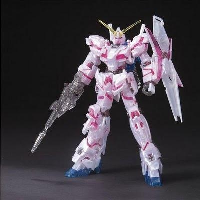 UNICORN  DESTROY MODE (PEARL CLEAR) (LIMITED)