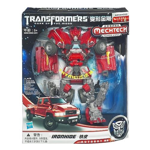 Leader Ironhide
