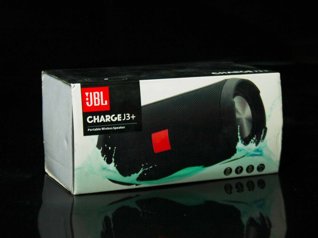 Loa bluetooth charge J3 + lớn