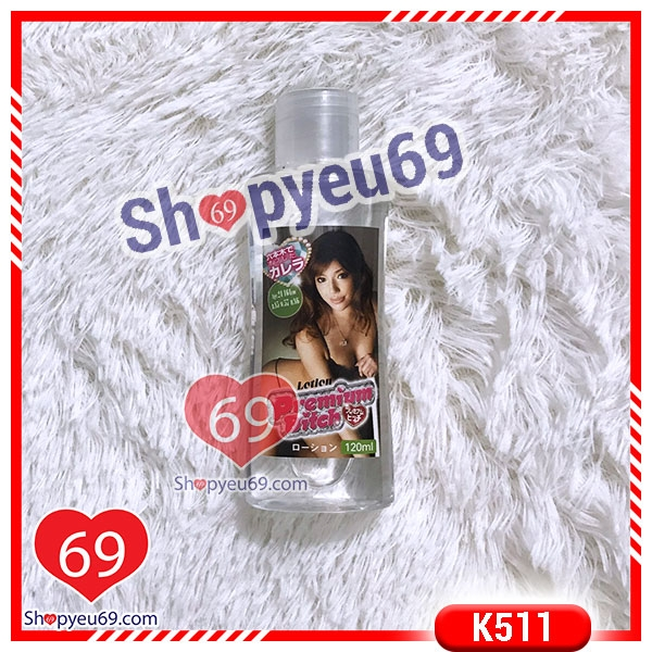 K511 Gel Bôi Trơn Lotion Premium Bitch (120ml)