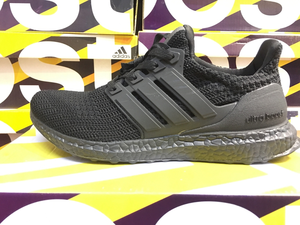 Adidas Ultraboost 4.0 Full Black