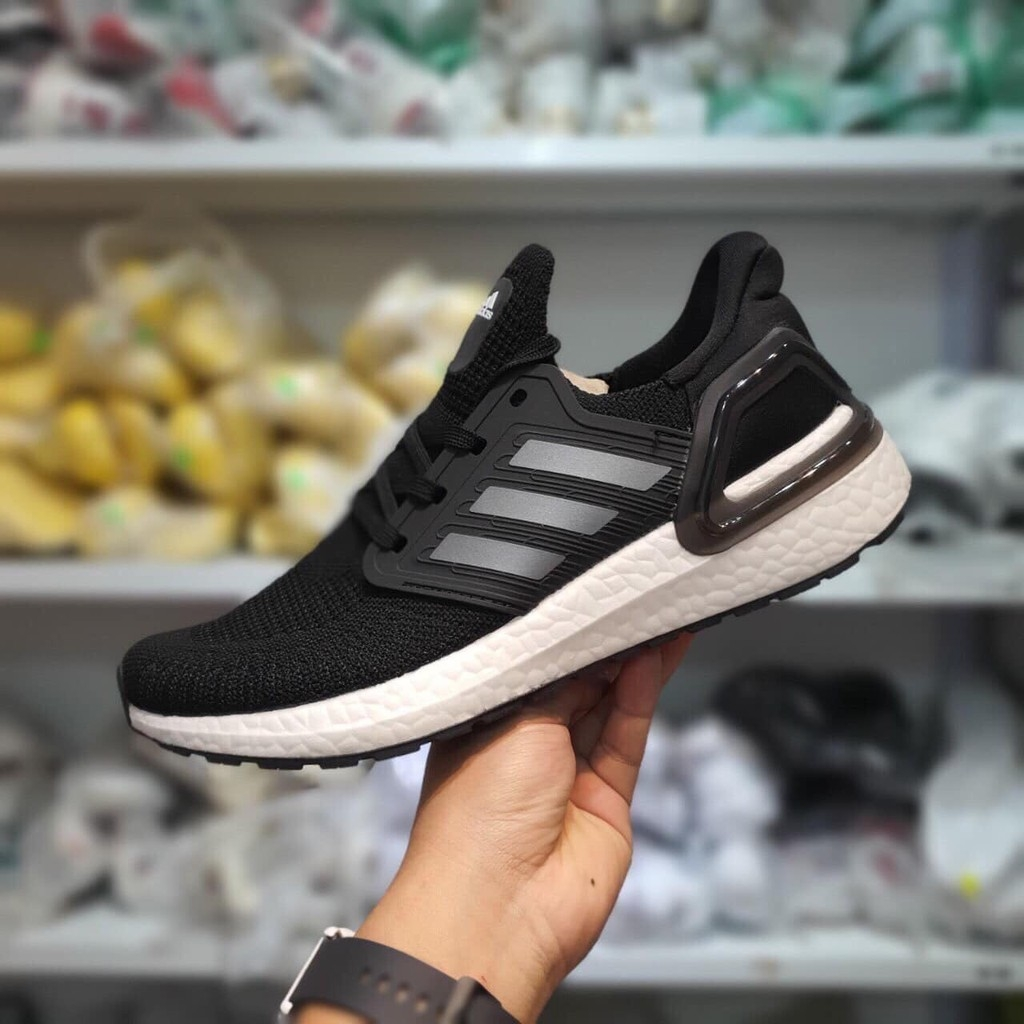 Giày Adidas Ultraboost 6.0 Đen Trắng