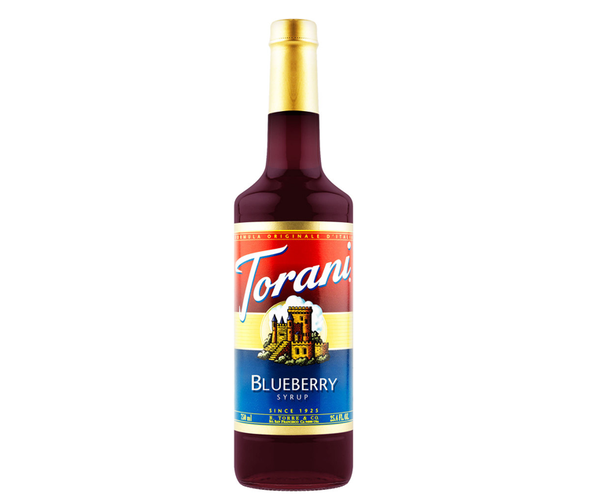 SYRUP VIỆT QUẤT  Torani - BLUEBERRY SYRUP