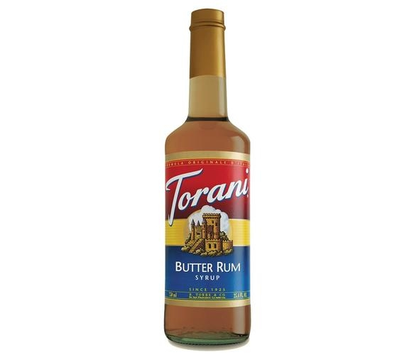 SYRUP BƠ RUM Torani - BUTTER RUM SYRUP