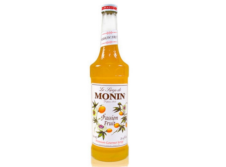 Syrup Monin Passion Fruit 700mL (Chanh dây)
