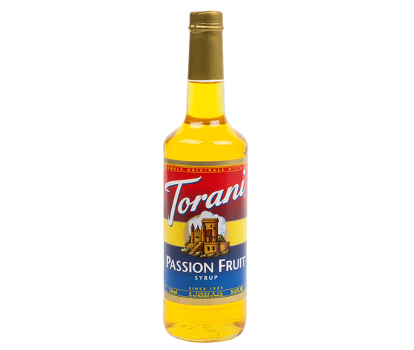 Syrup Torani Chanh dây 750mL - Passion Fruit Syrup