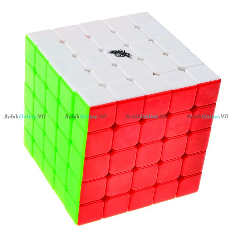 Cyclone-Boy Cube 5x5x5 (G5) Stickerless