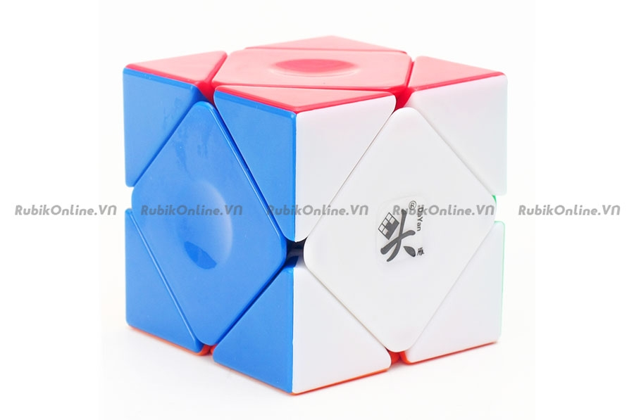 Dayan Skewb Cube I Stickerless
