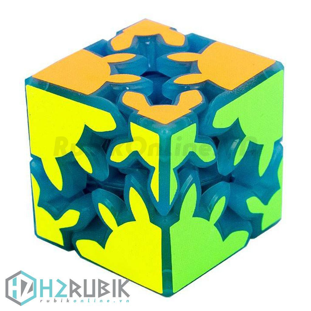 Rubik gear 2x2 - HelloCube MoHuan 2x2 Gear Shift