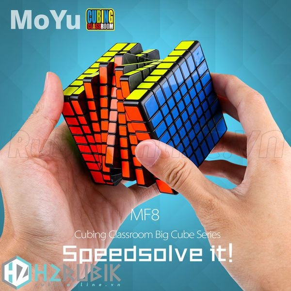 MFJS MF8 8x8 Stickerless - Rubik 8x8