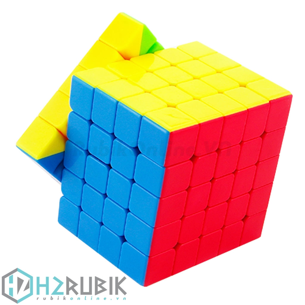 MoYu 5x5x5 Bochuang GT Stickerless