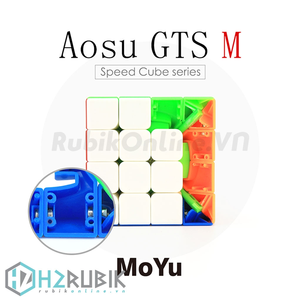 MoYu AoSu GTS M Stickerless
