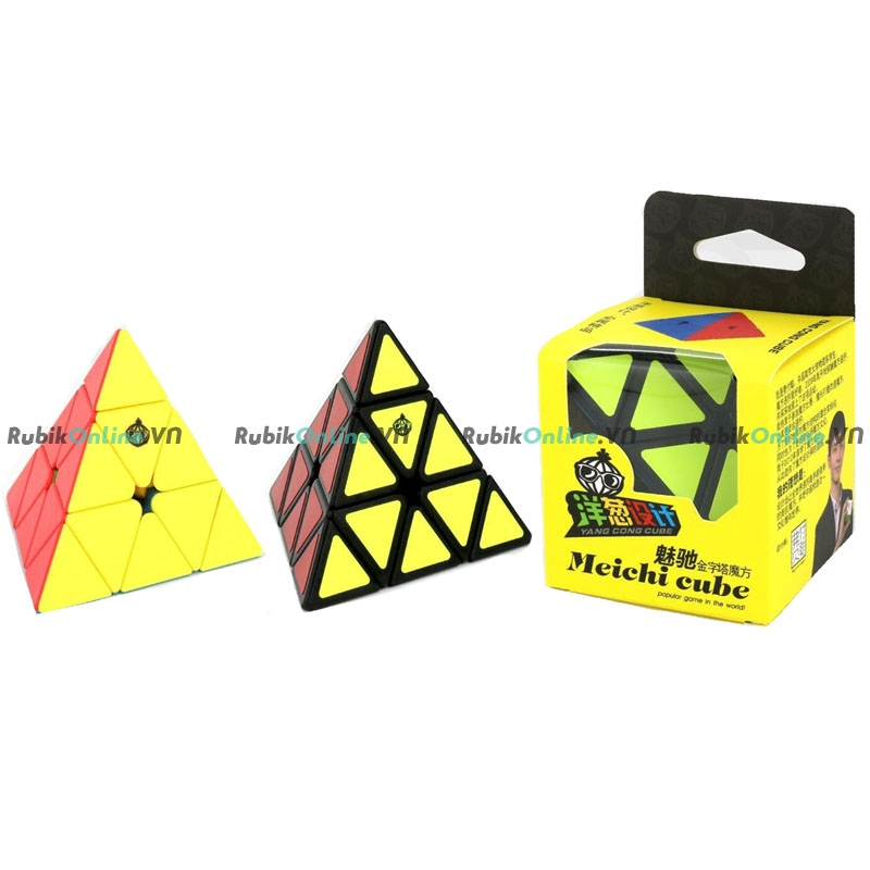 Onion Pyraminx MeiChi Stickerless
