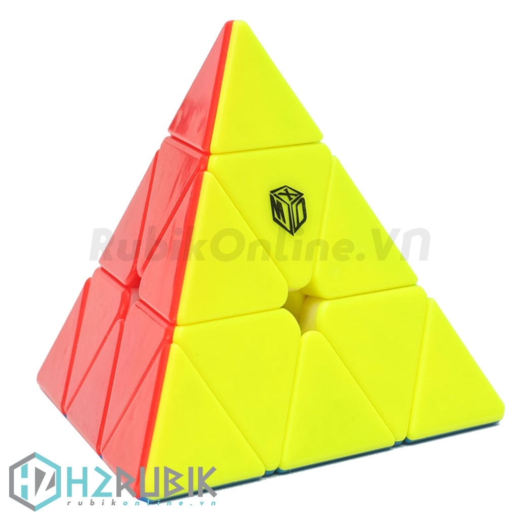 QiYi Magnetic Pyraminx X-man Bell Stickerless