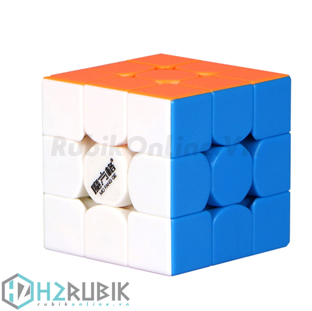 QiYi New Thunderclap 3x3x3 Stickerless (v2)