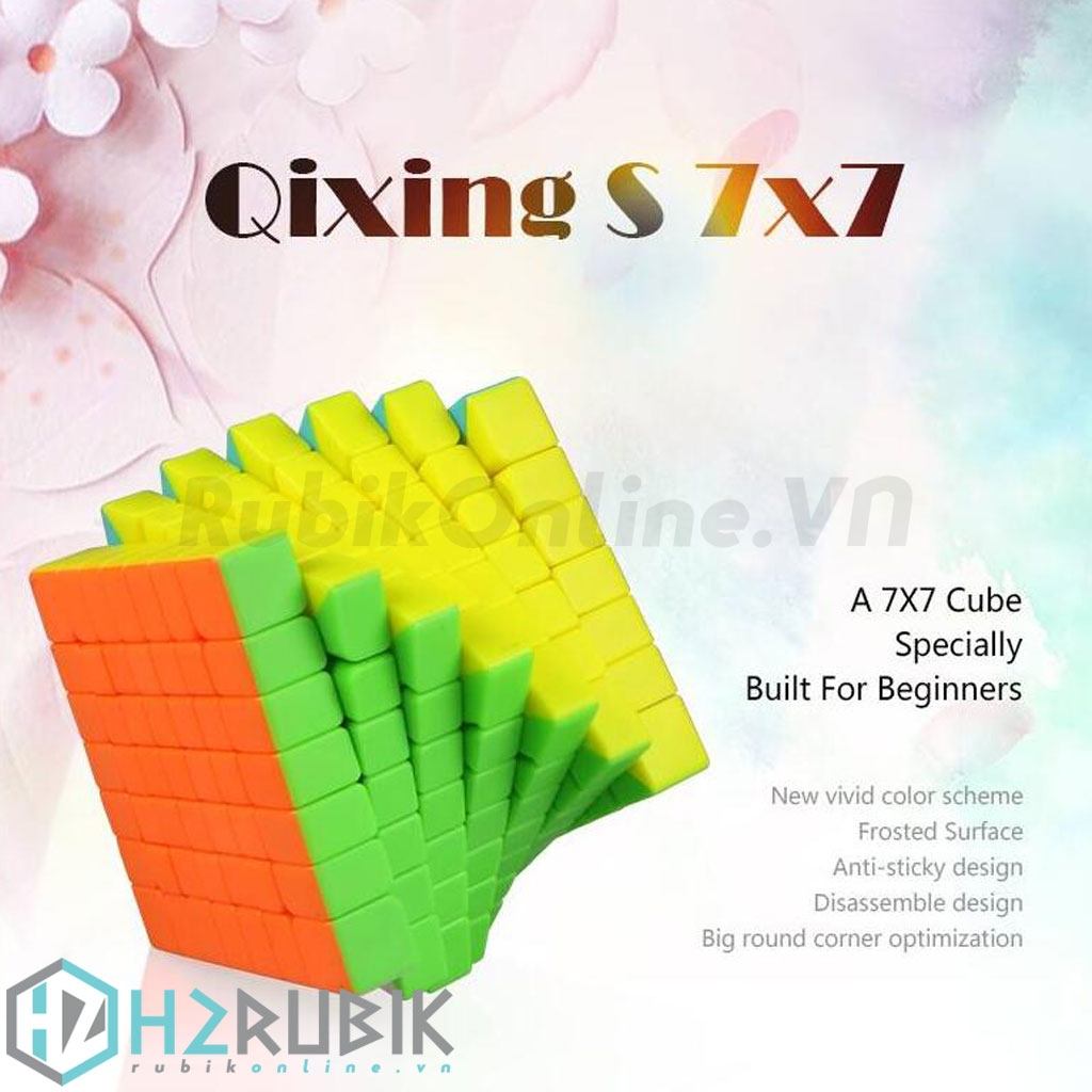 QiYi QiXing 7x7 Stickerless