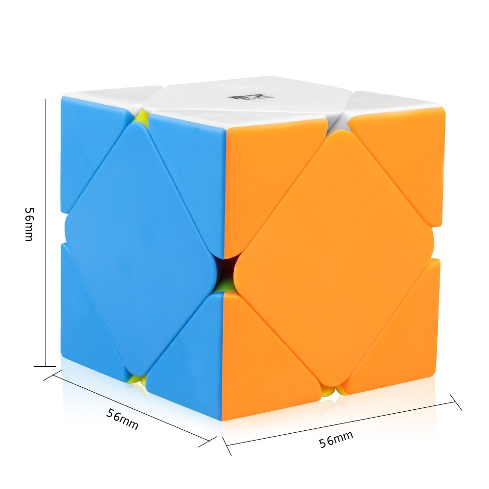QiYi Skewb Cube Stickerless