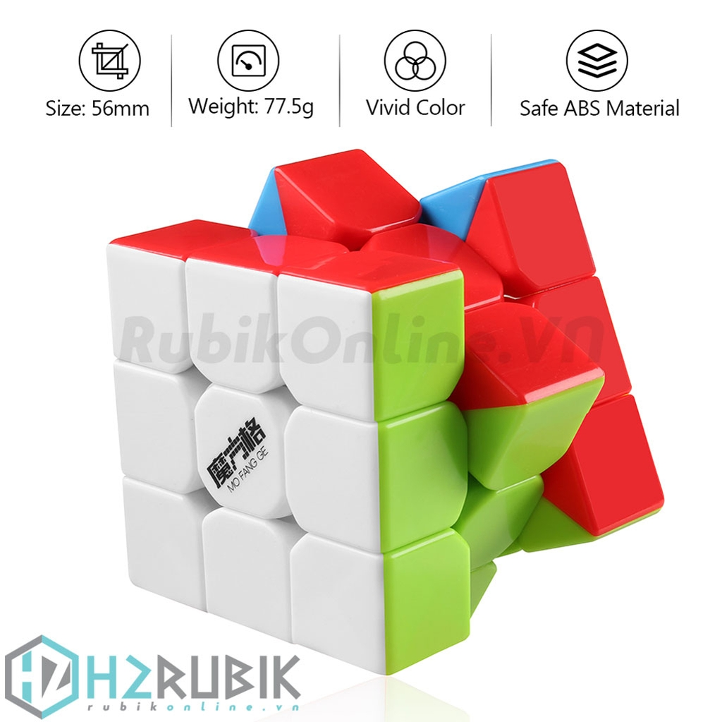 QiYi Thunderclap 3x3x3 Stickerless