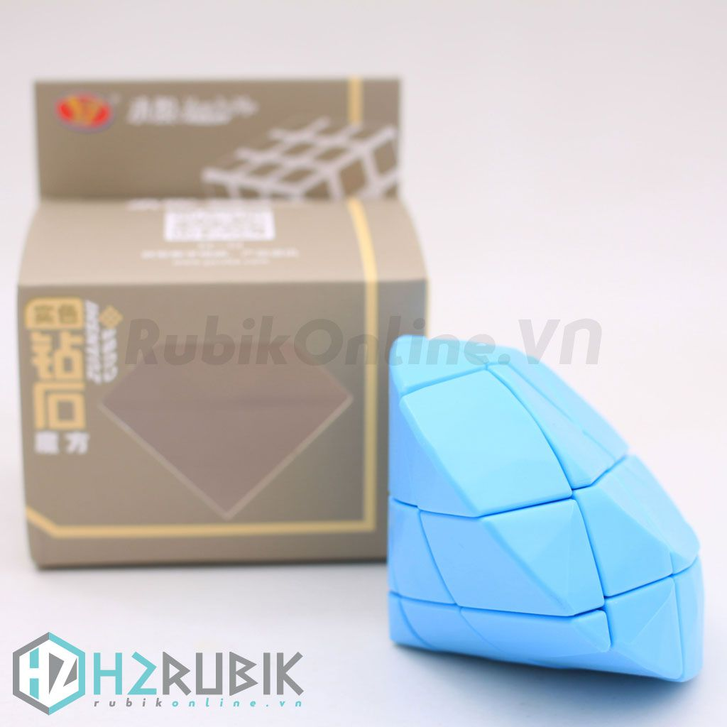 YJ Diamond Cube Blue