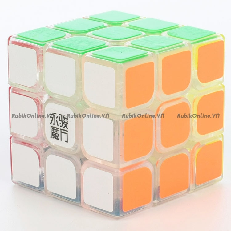 YJ Sulong 3x3 transparent - trong suốt