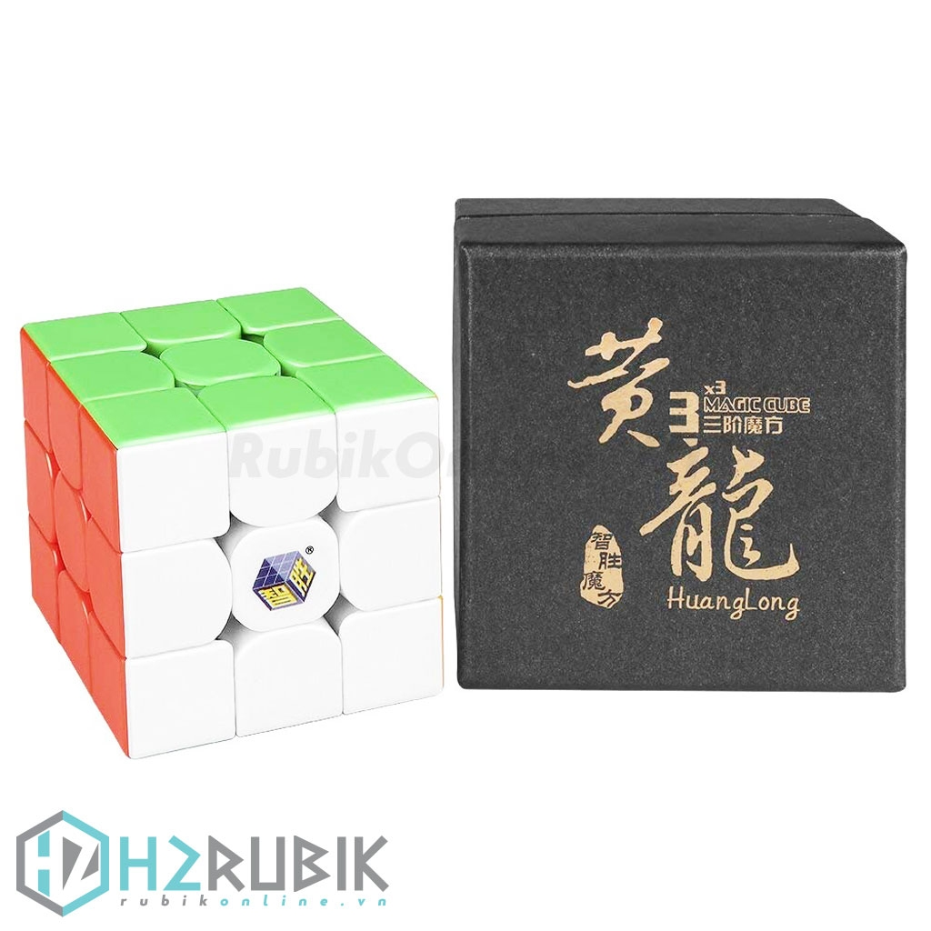 YuXin Huanglong 3x3 Magnetic Stickerless (Nam châm)