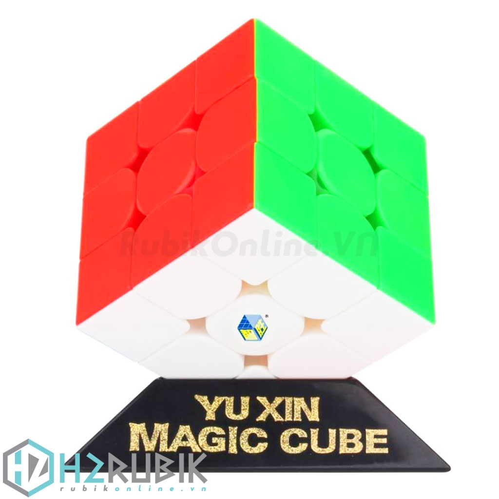 YuXin Huanglong 3x3 stickerless