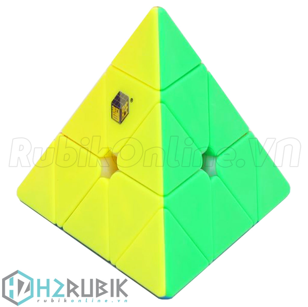 YuXin Little Magic Pyraminx Stickerless