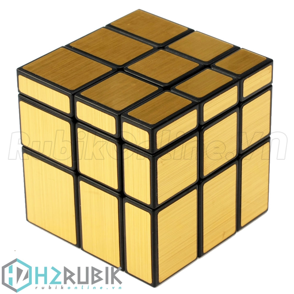 YuXin Mirror Cube Gold
