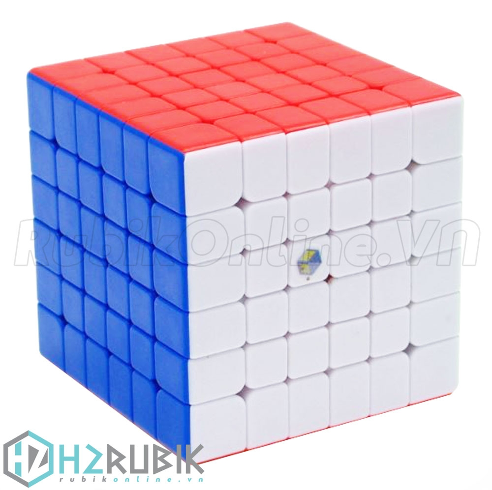 YuXin Red 6x6 Stickerless