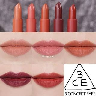 Son lì 3CE Mood Recipe Matte Lip Color