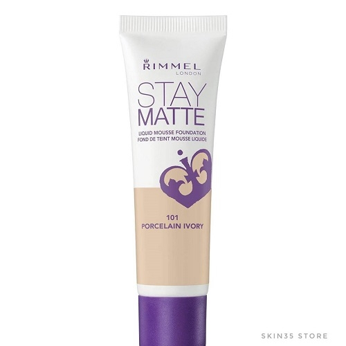 Kem nền Rimmel Stay Matte Foundation