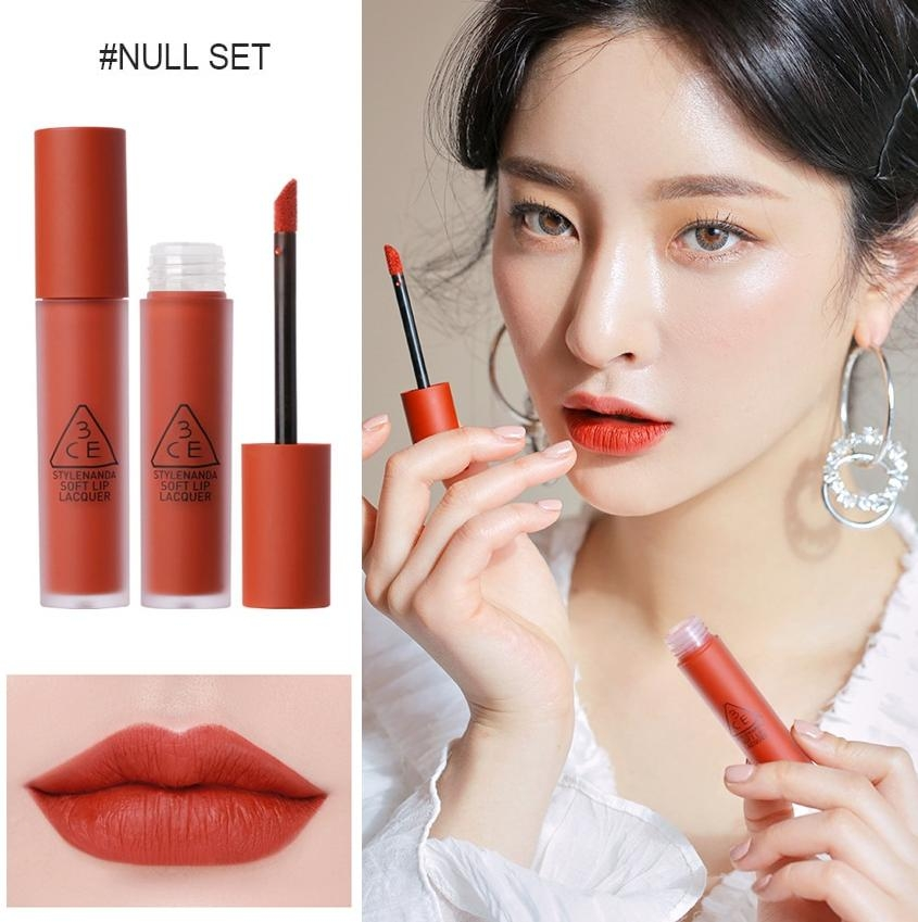 Son 3CE Soft Lip Lacquer