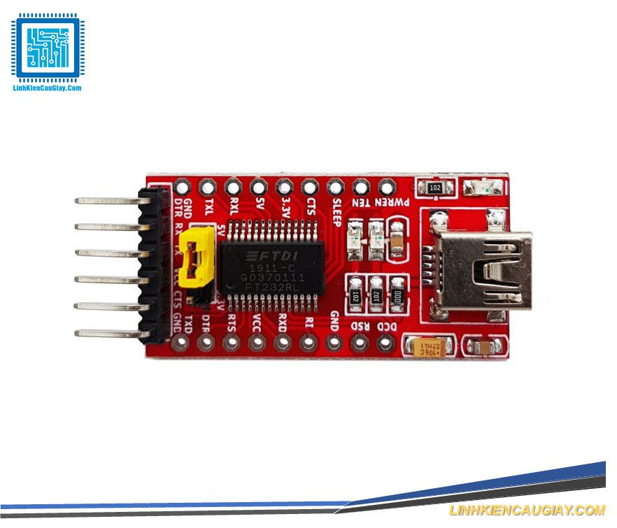 USB TO COM/TTL Chip FT232RL
