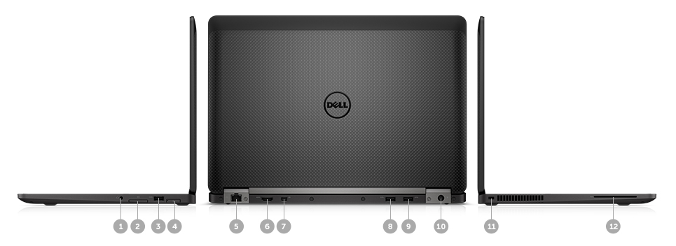 Dell Latitude E7270 Core i5