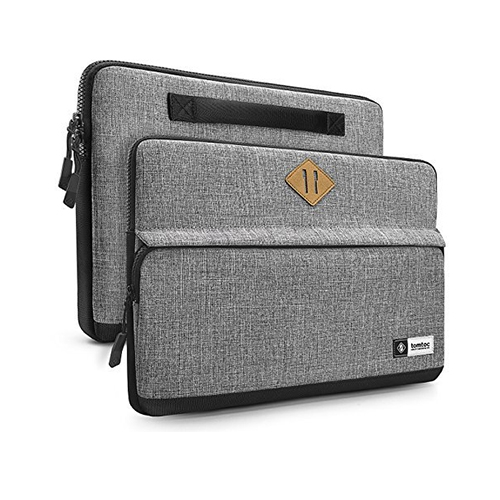 Túi chống sốc TOMTOC Multi Function 13 inch Gray - NEW