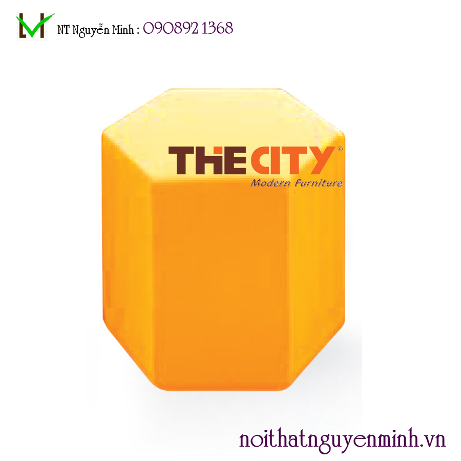 Ghế The City stool chair Connext