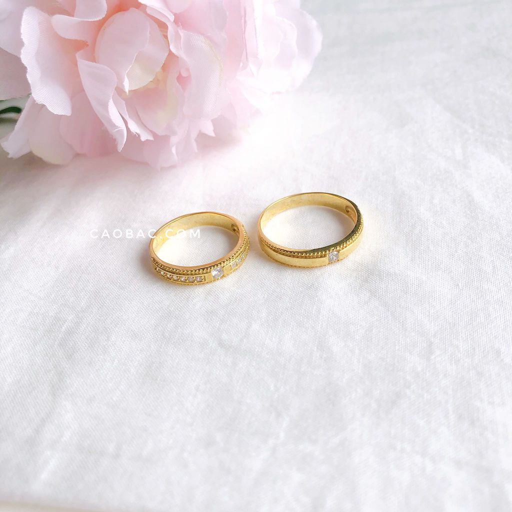 Rosie Wedding Rings