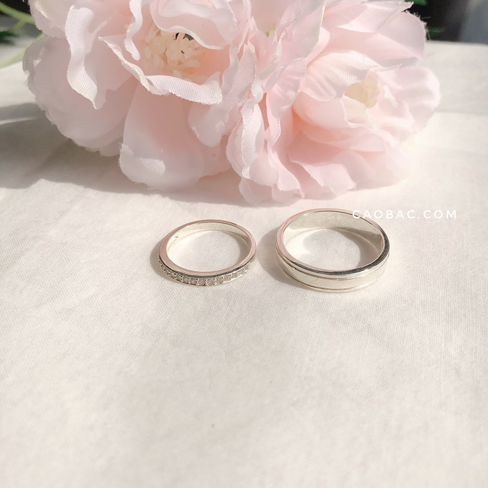 Nhẫn đôi Lizard Couple Rings (274)