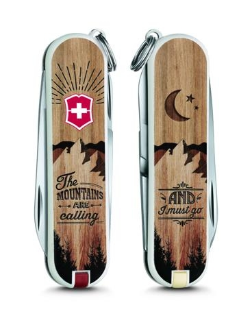 Dao Xếp Đa Năng Victorinox The Mountain Are Calling