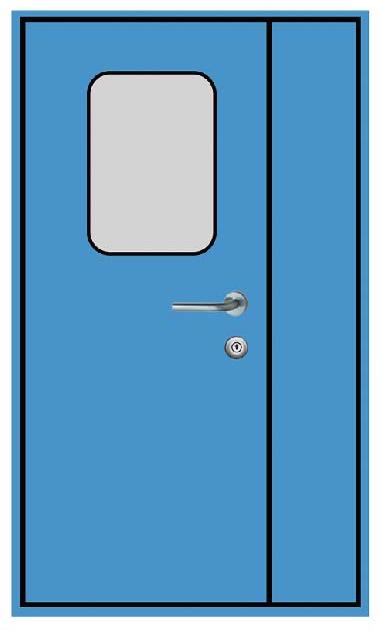 cửa thép phòng sạch