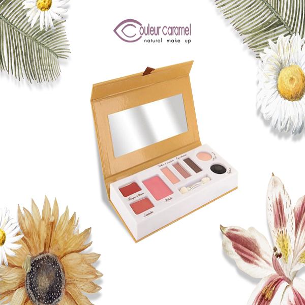 PALETTE BEAUTY ESSENTIAL - BẢNG MAKE UP 2