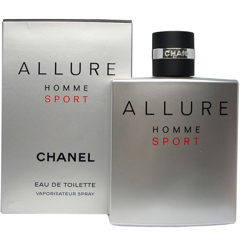 Chance Allure Homme Sport EDT