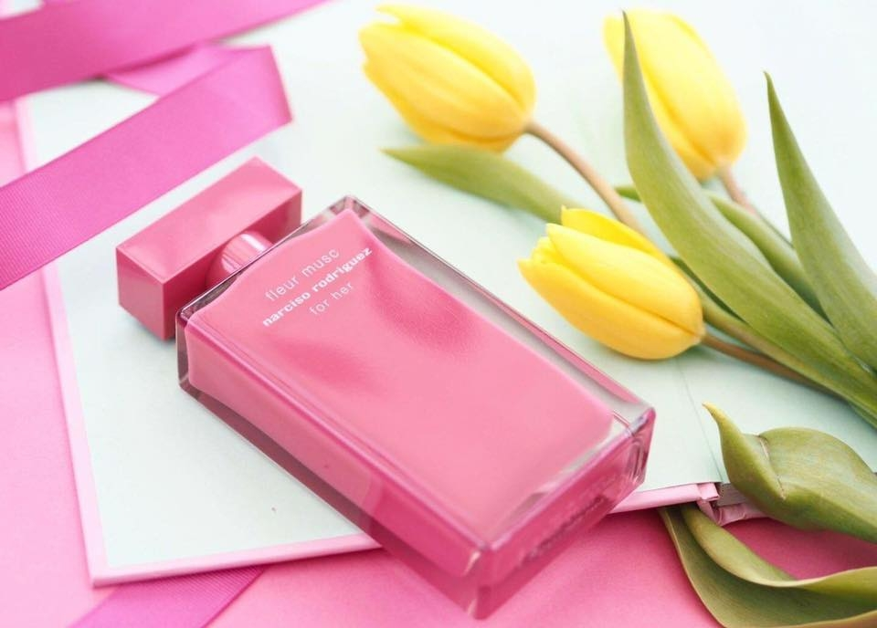 Narsico Rodriguez Fleur Musc for her EDP