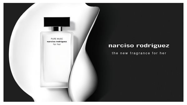Narsico Rodriguez Pure Musc for her EDP
