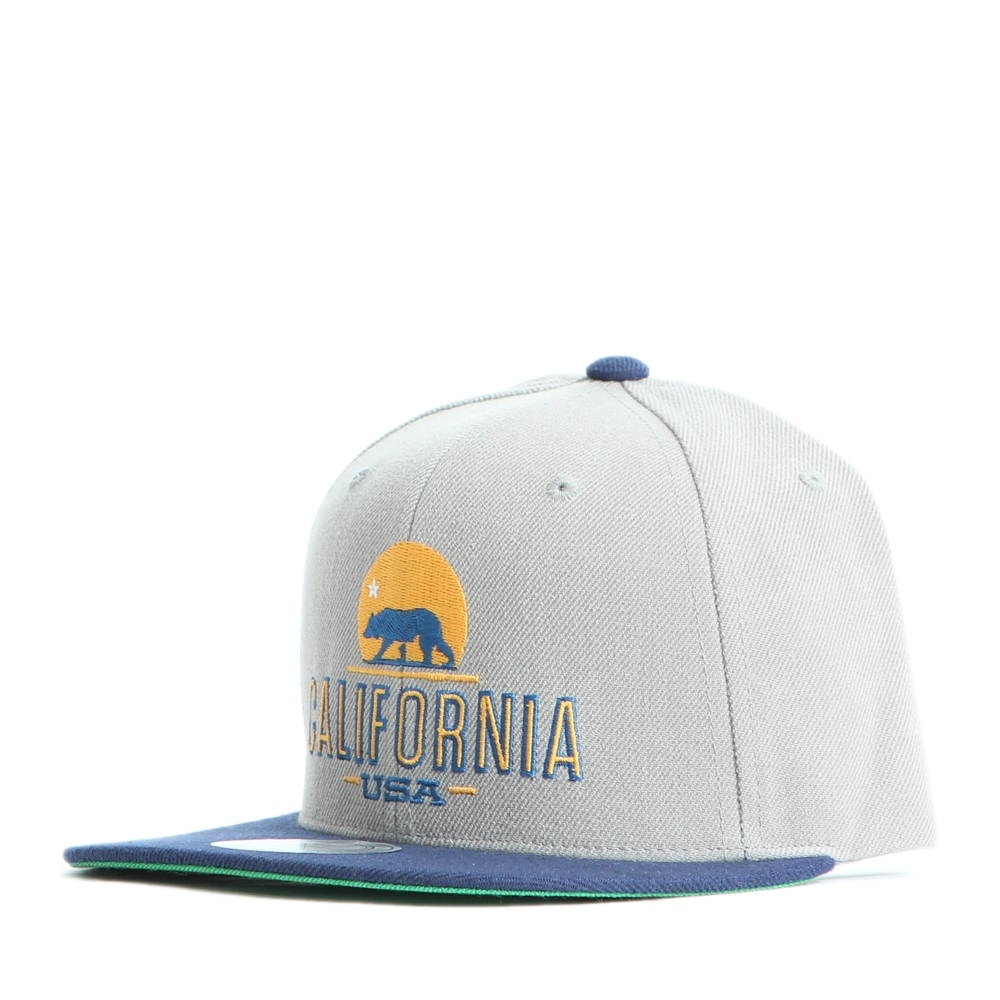 FL038 California navy/grey